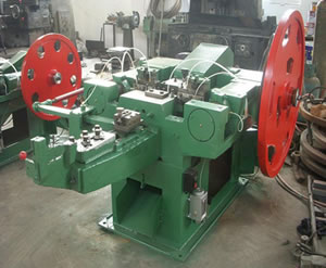 Nails Making Machine for Coil Nails Production